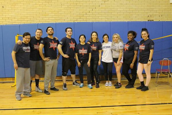 Veterans Volleyball Team