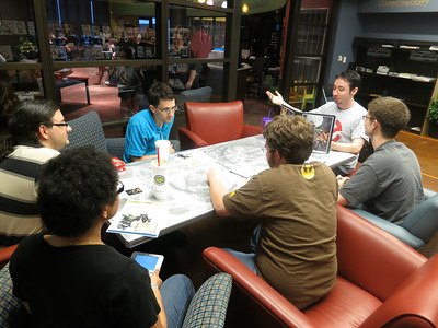 After Hours @ the Plaza-Game Nite July 26, 2013