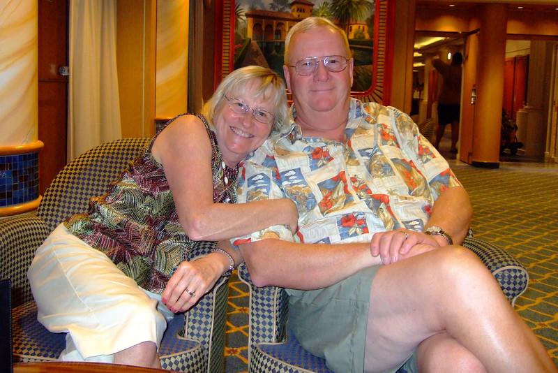 Donna & Rick