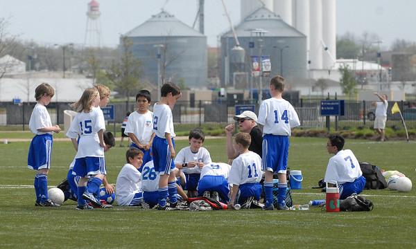 PAL Spring 2009 Game vs Red River SC