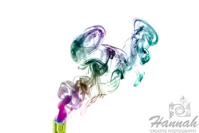 Smoke Art Abstract Photography