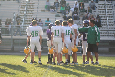Freshman vs Dixon 9-24-12