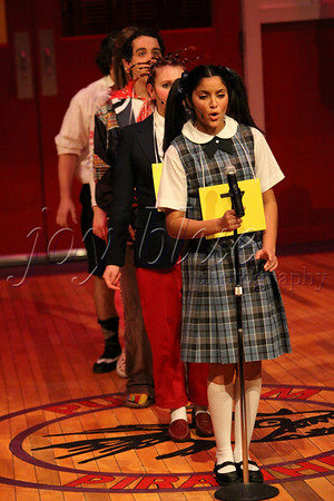 """The 25th Annual Putnam County Spelling Bee"" February 3, 2011 performance--3 of 3"