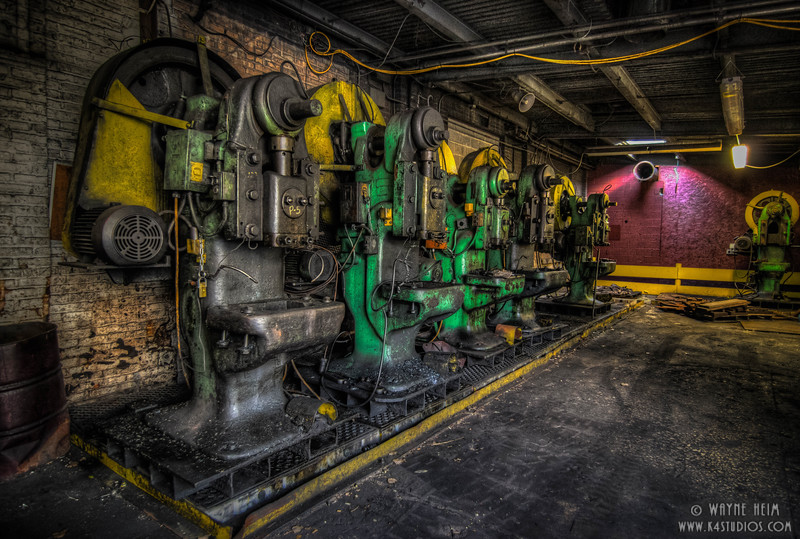 Furnaces of Forge- Photography by Wayne Heim