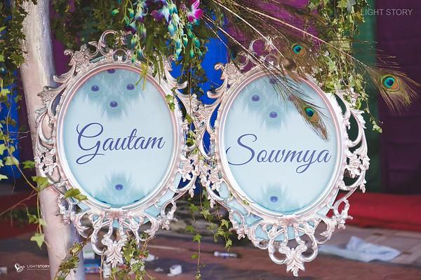 Gautam + Sowmya
