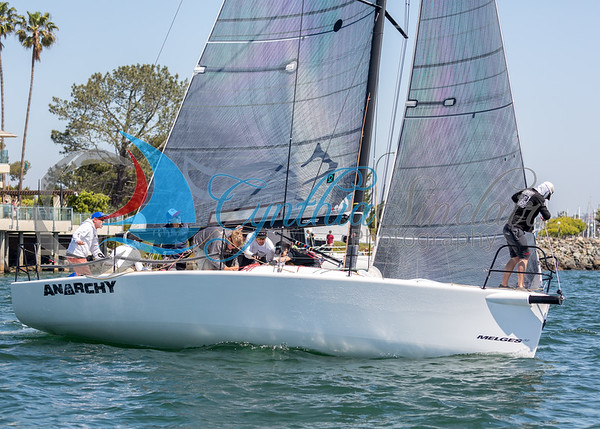 North Sails Winter Series  3-2016