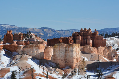Utah National Parks in Winter 2018