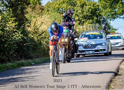 2021 - AJ Bell Women's Tour Stage 3 ITT - Atherstone