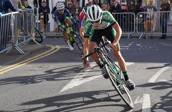 Warwick Town Centre Races 2019 - Elite 1/2