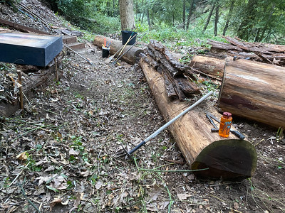 July Redwood Milling