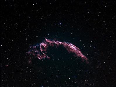 NGC 6992 Schleiernebel Ost