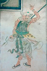 Zhenguo Si, Shanxi