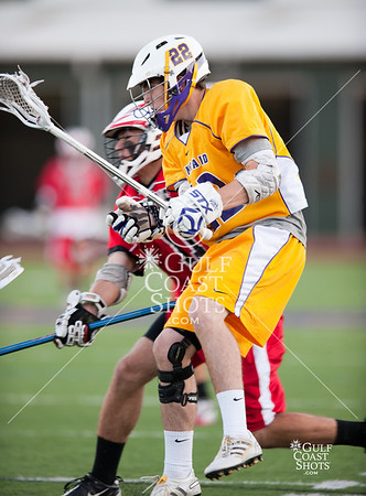 2011-04-05 Lacrosse Varsity Boys St. John's @ Kinkaid