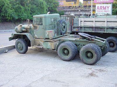 Dead Army Trucks