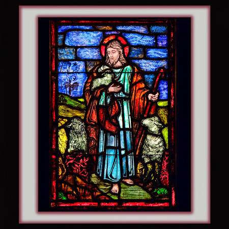 Reformation Lutheran - Main Sanctuary Glass