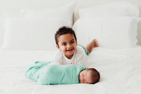 Lifestyle newborn - portfolio