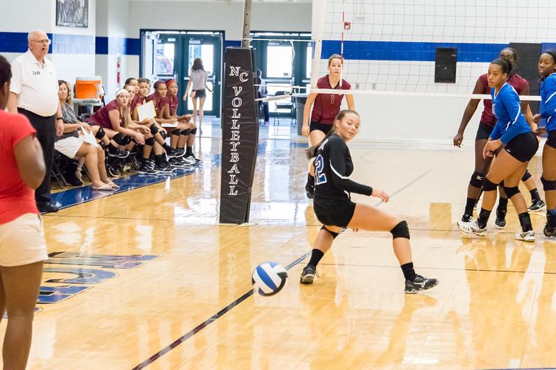 Varsity Volleyball vs  Keller Central 08_13_13 (188 of 530)