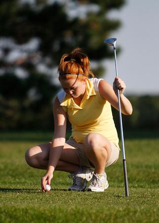 SNHS Girls Golf vs WC-Winamac 2009