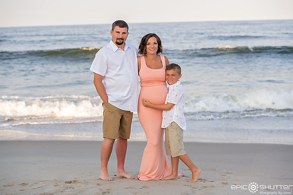 Epic Maternity Portraits