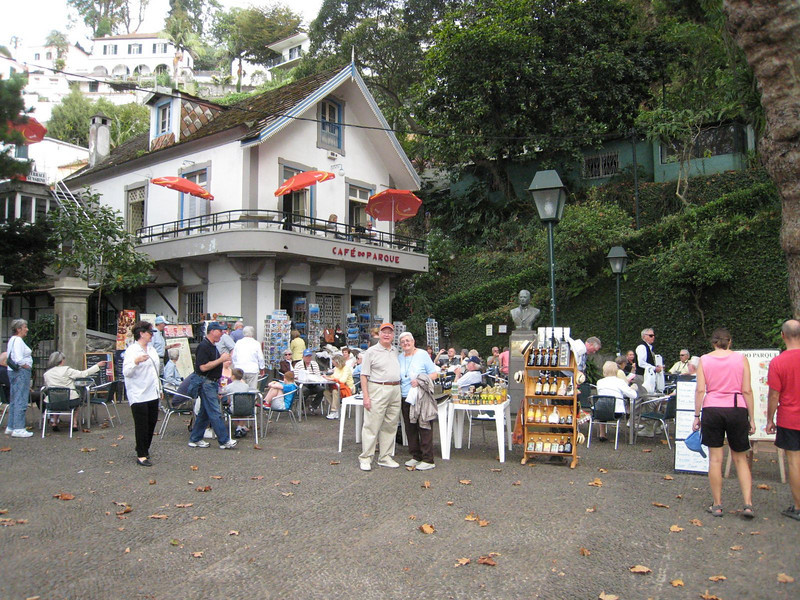 Funchal, Madeira - Monte