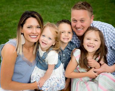 Nelson Family Spring 2021