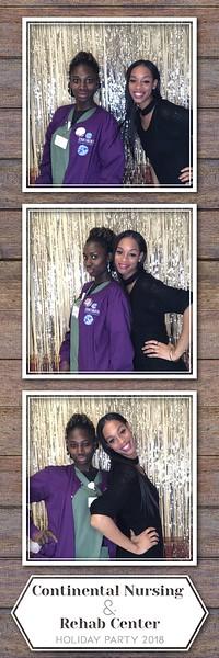 Continental Nursing & Rehab Center Holiday Party (12/21/18)