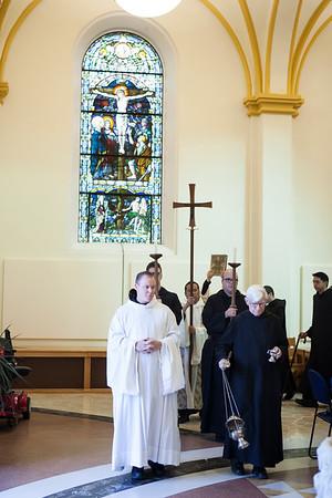 Archbishop Charles Thompson: Oct. 2017