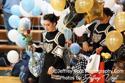 01-07-2012 Awards & Group Photos Poms Competition at Damascus HS, Photos by Jeffrey Vogt Photography