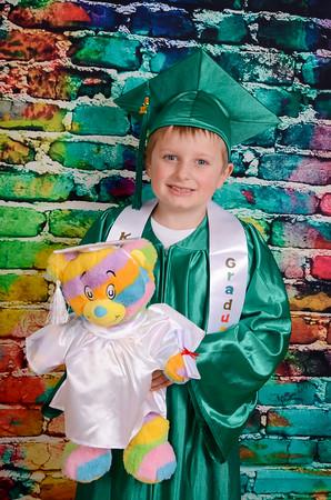 Kindergarten Graduation - Luke