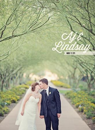 Lindsay & Aj Album