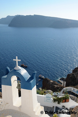 Andros, Naxos, Amorgos and Santorini, Greece 2010