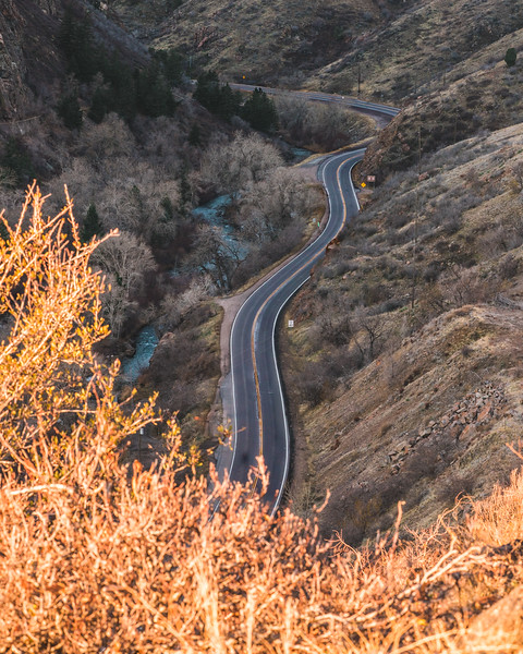 Canyon Road Golden Sunrise -2.jpg