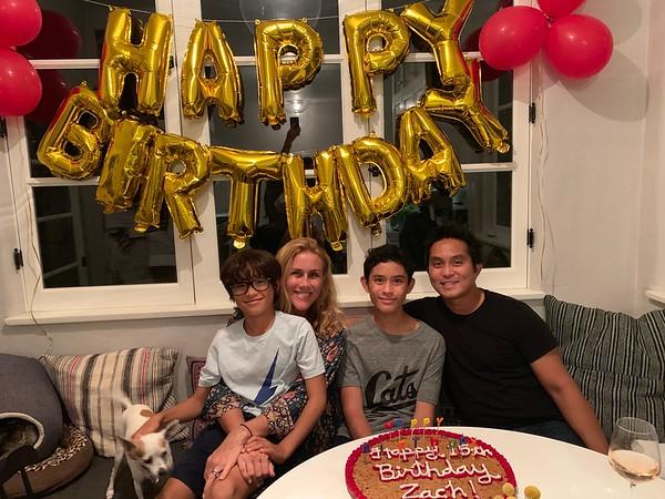 2019.09.20 Zachary 15th birthday