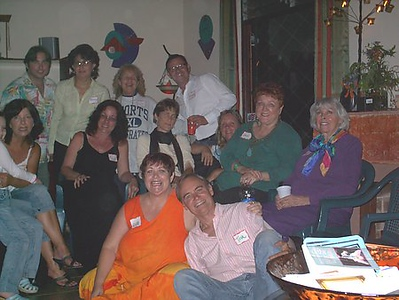 Vicki Skinner's 50th B'day Party & a small part of the gang!  FUN TIME!!!