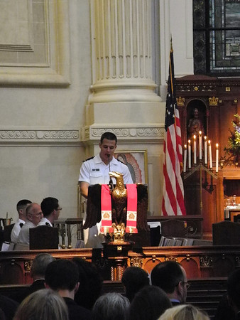 USNA Commissioning 19May13