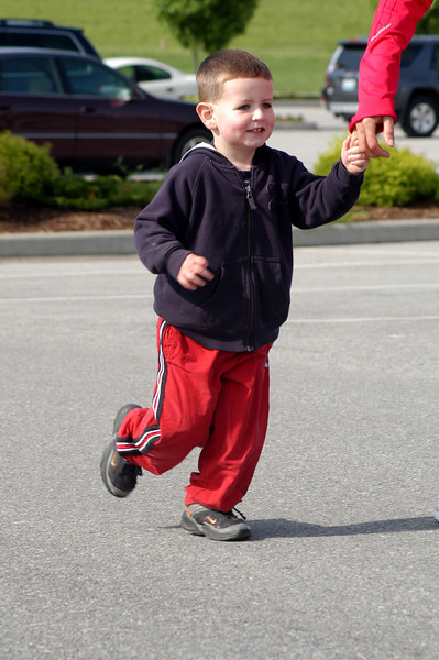 Childrens Miracle Network 5k 05/2008