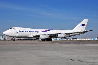 Jett8 Airlines Cargo