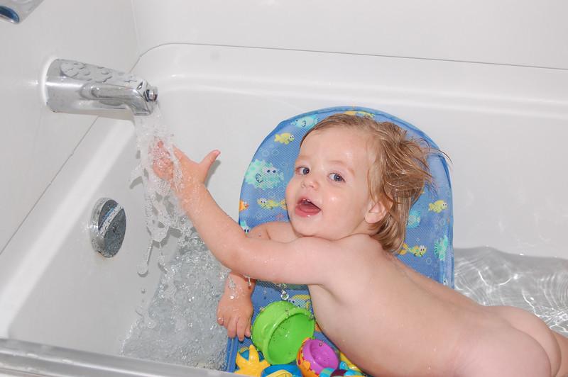 Water is fun!