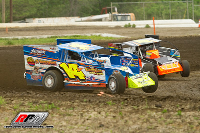 Bridgeport Speedway - 5/11/19 - John Cliver