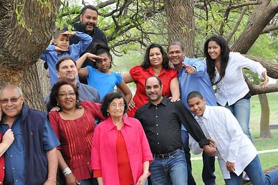 The Batiste Family April 24, 2011