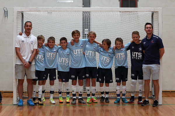 Northside Futsal Club 2017-18