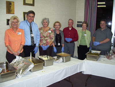UCMH held Thanksgiving Dinner
