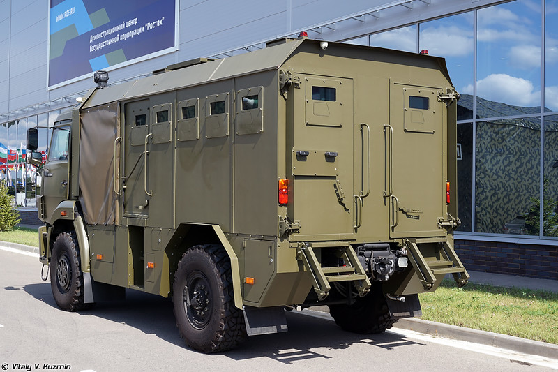 Бронеавтомобиль Городовой (Gorodovoy armored vehicle)