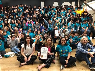 2020.2.19 Middle School Day - Engineers Week 2020