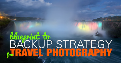 Blueprint to Backup Strategy for Travel Photography