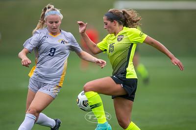 OU Women's Soccer vs. Kent State 9/12/2021