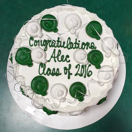 Alec's MSU Graduation