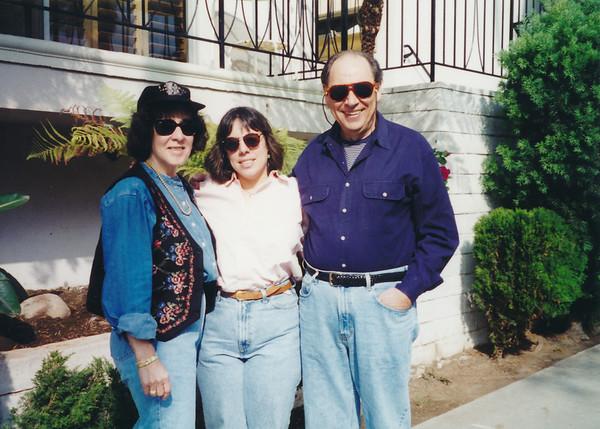 1995 12 Ed & Jane California Trip