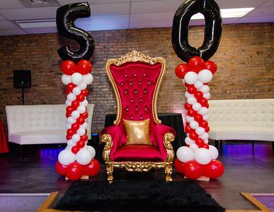 Stephanie's Fab 50th