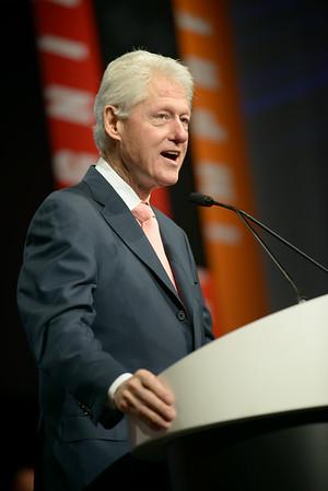 Bill Clinton Keynote